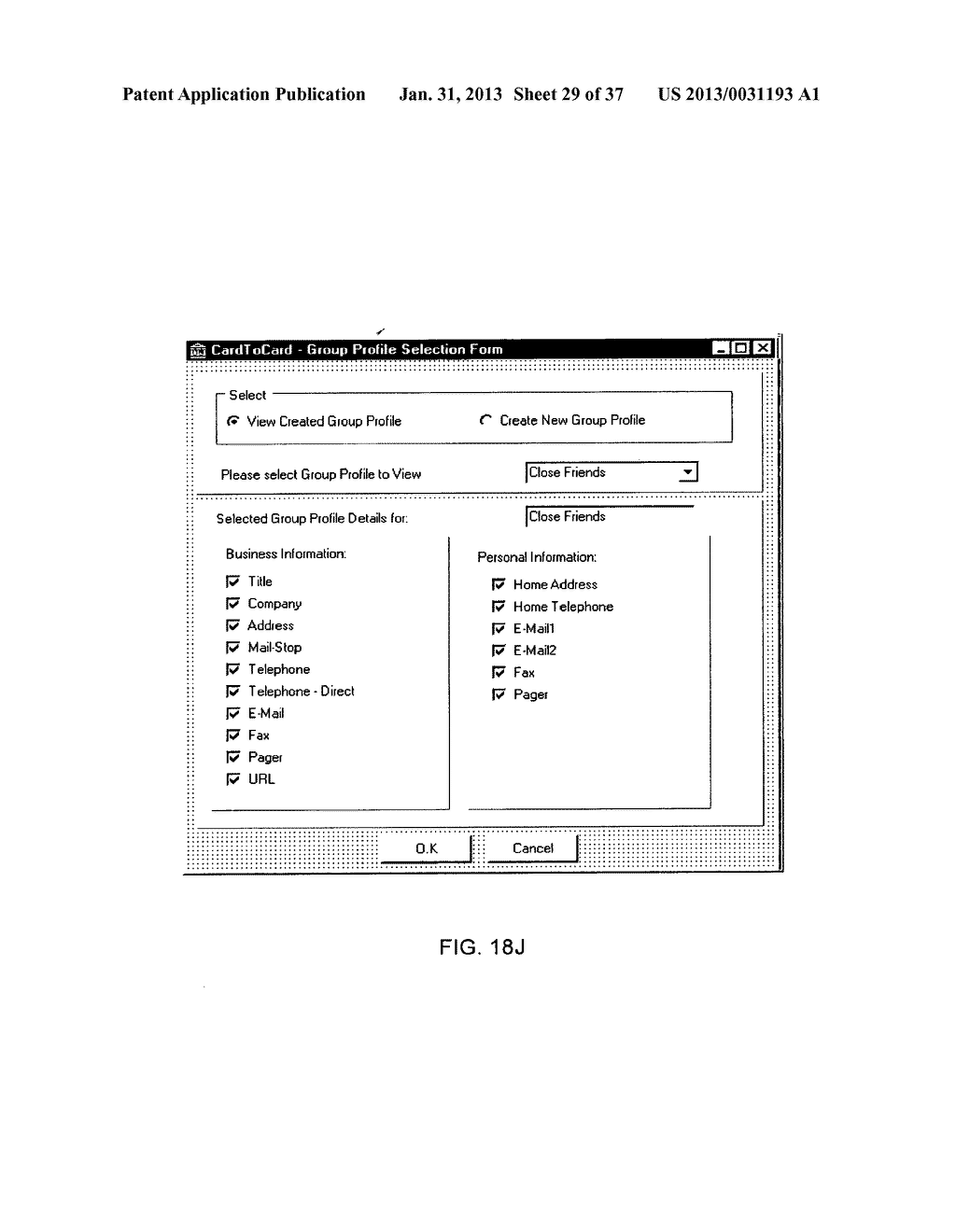 Method and System for Controlled Distribution of Information Over a     Network - diagram, schematic, and image 30