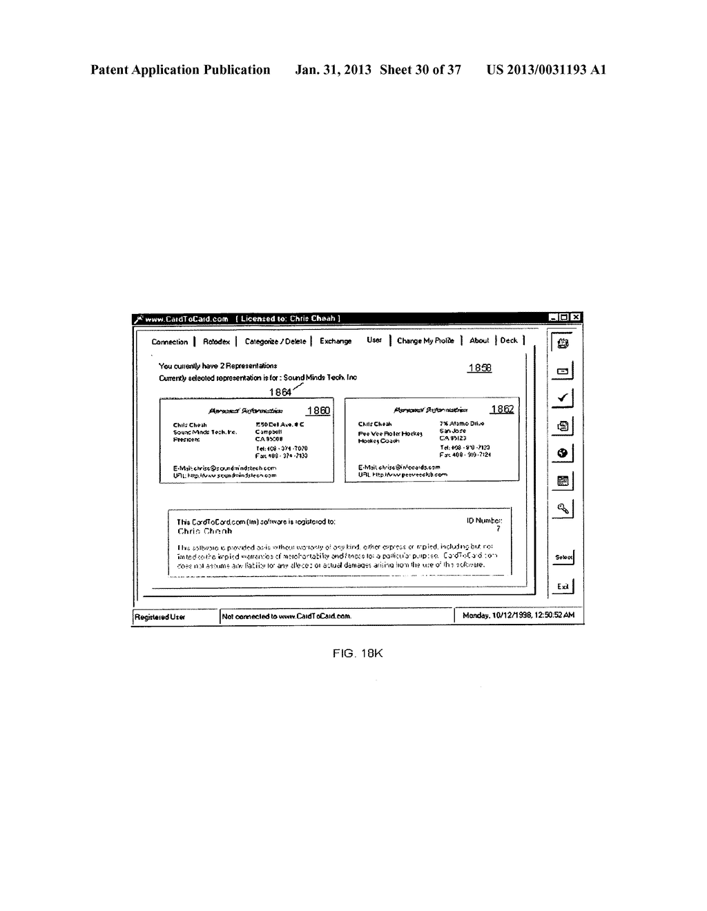 Method and System for Controlled Distribution of Information Over a     Network - diagram, schematic, and image 31