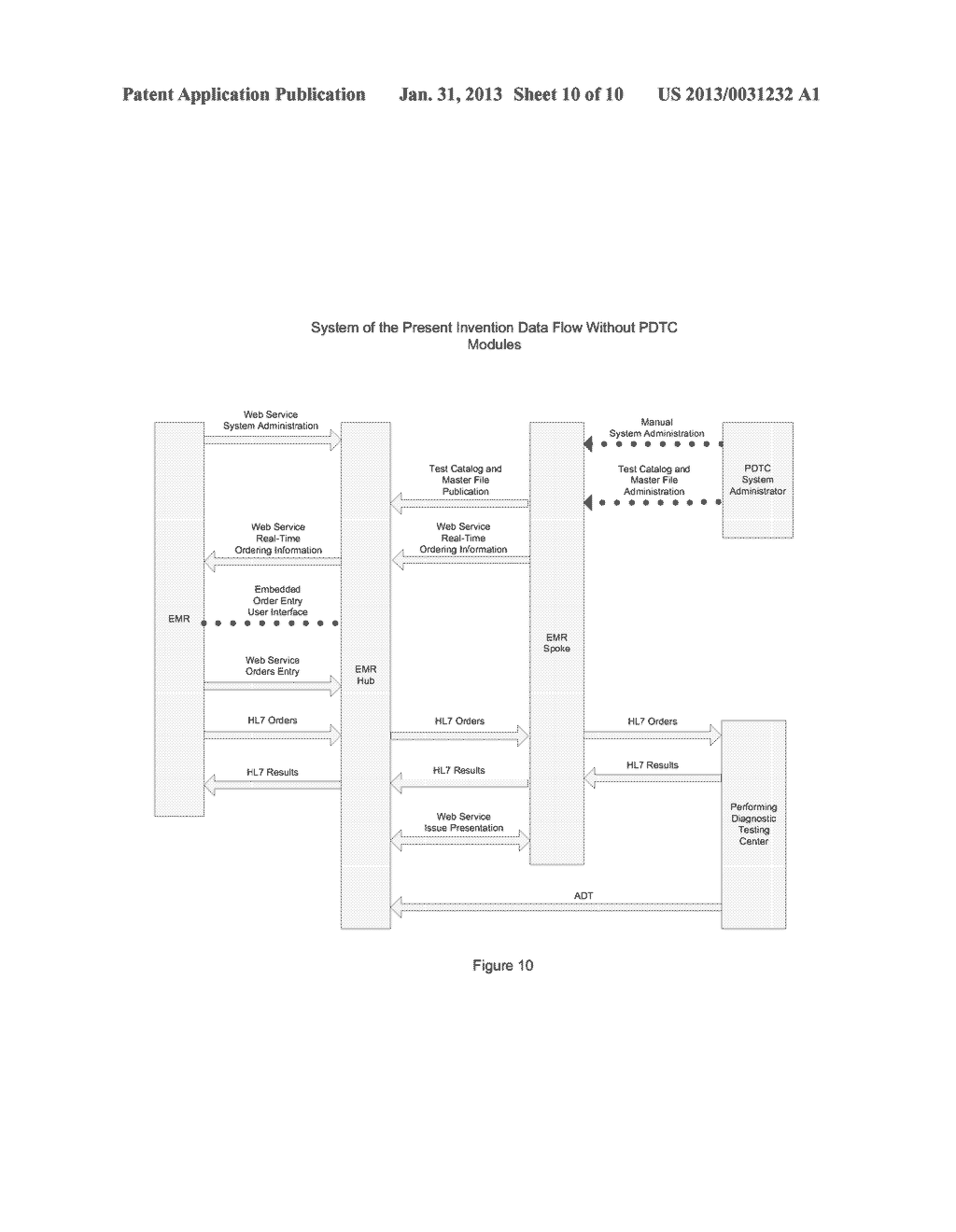 System and Method For Sharing Electronic Information - diagram, schematic, and image 11
