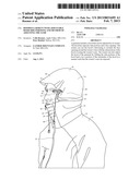 Hooded Garment with Adjustable Hood Side Portions and Method of Adjusting     the Same diagram and image