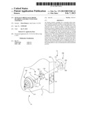 MANUALLY DRIVEN ELECTRONIC DEADBOLT ASSEMBLY WITH FIXED TURNPIECE diagram and image