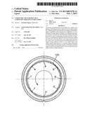 GYROSCOPIC MEASUREMENT BY A GYROSCOPE VIBRATING IN PRECESSION diagram and image