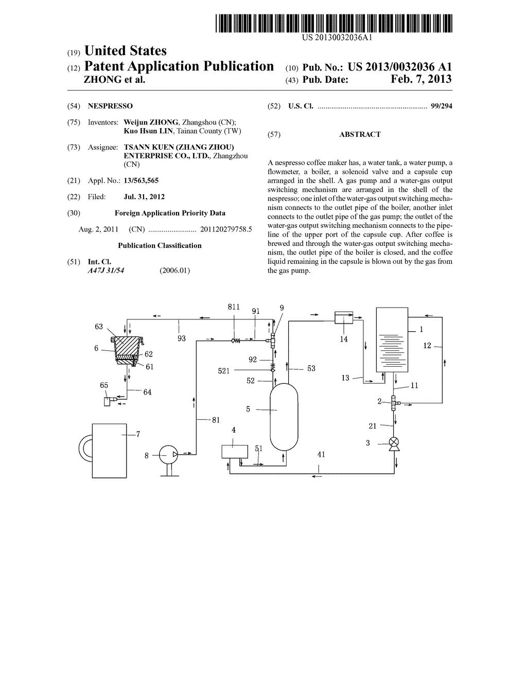 Nespresso Diagram Schematic And Image 01 Circuit Zener Diode