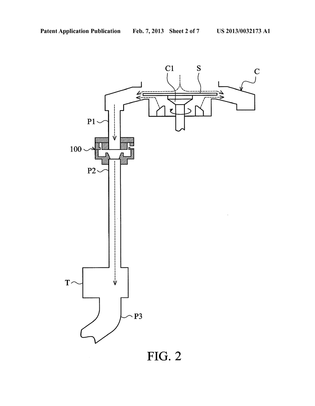 CLEANING SYSTEM, CLEANING DEVICE, AND METHOD OF USING CLEANING DEVICE - diagram, schematic, and image 03