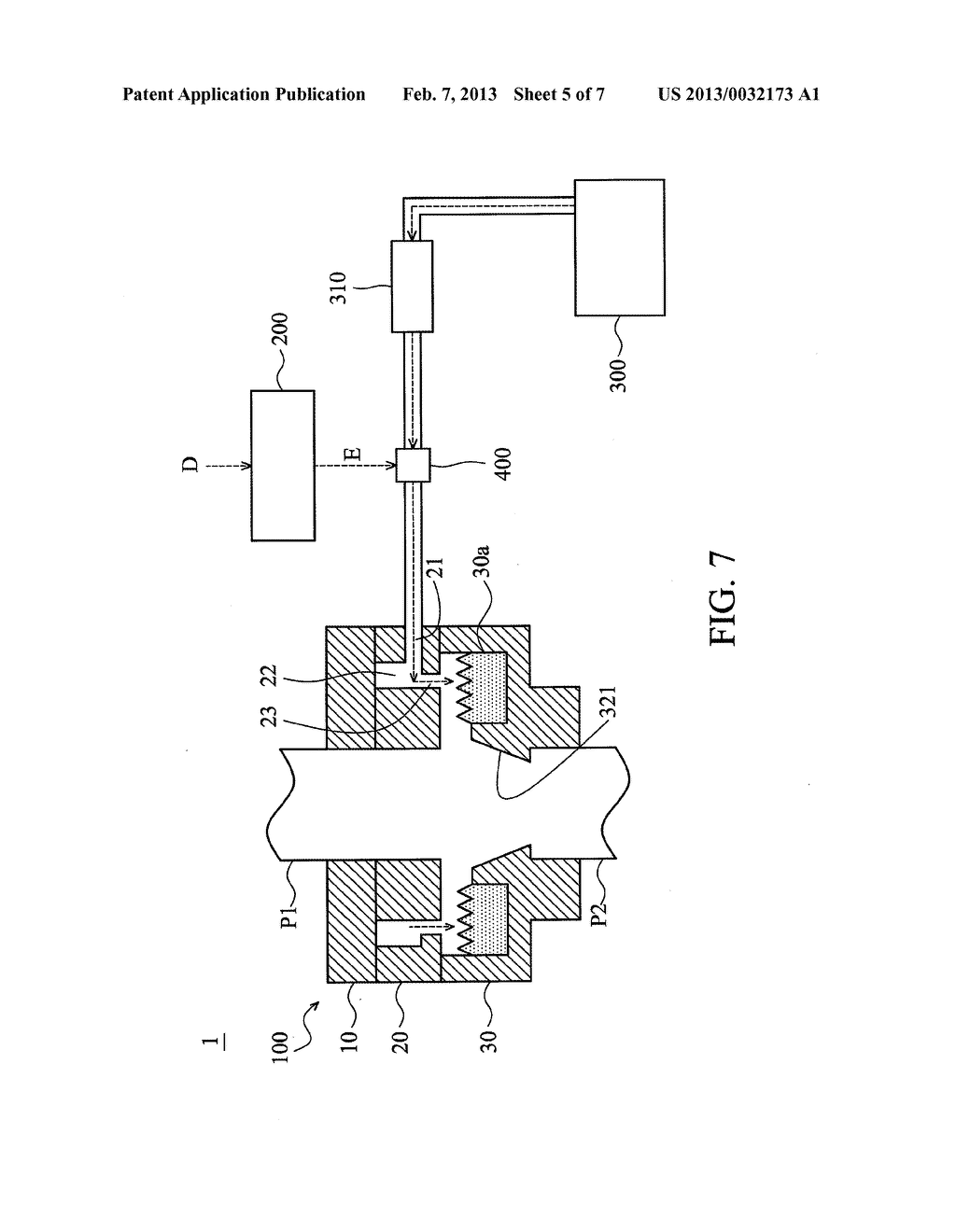 CLEANING SYSTEM, CLEANING DEVICE, AND METHOD OF USING CLEANING DEVICE - diagram, schematic, and image 06