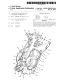 Integrated Cast Motorcycle Chassis and Motor Housing diagram and image