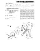 ADJUNCT THERAPY DEVICE HAVING DRIVER WITH CAVITY FOR HEMOSTATIC AGENT diagram and image