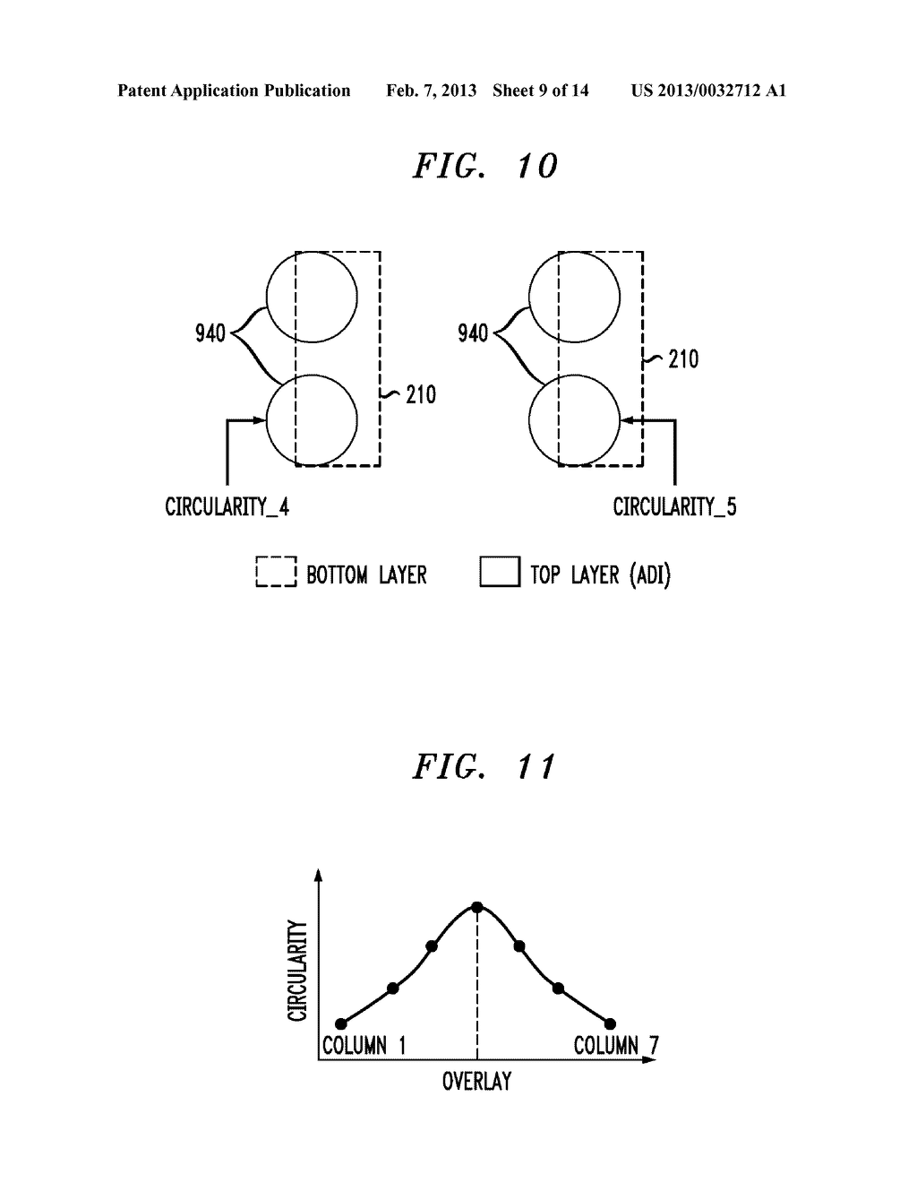 OVERLAY ALIGNMENT MARK AND METHOD OF DETECTING OVERLAY ALIGNMENT ERROR     USING THE MARK - diagram, schematic, and image 10