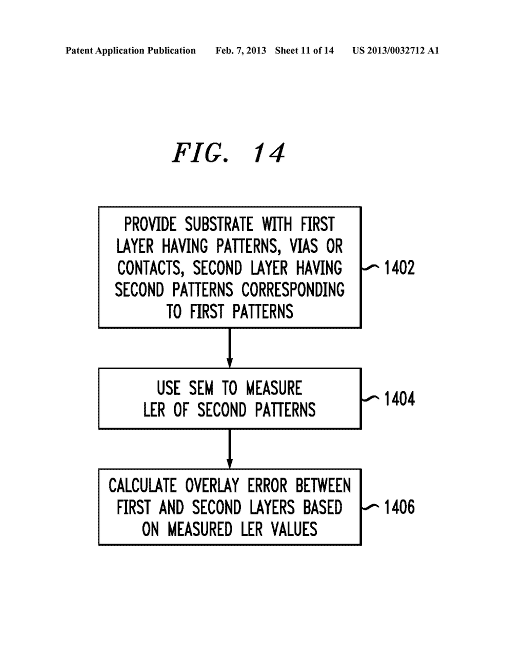 OVERLAY ALIGNMENT MARK AND METHOD OF DETECTING OVERLAY ALIGNMENT ERROR     USING THE MARK - diagram, schematic, and image 12
