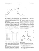 ORGANIC ELECTROLUMINESCENT ELEMENT AND DISPLAY MEDIUM diagram and image