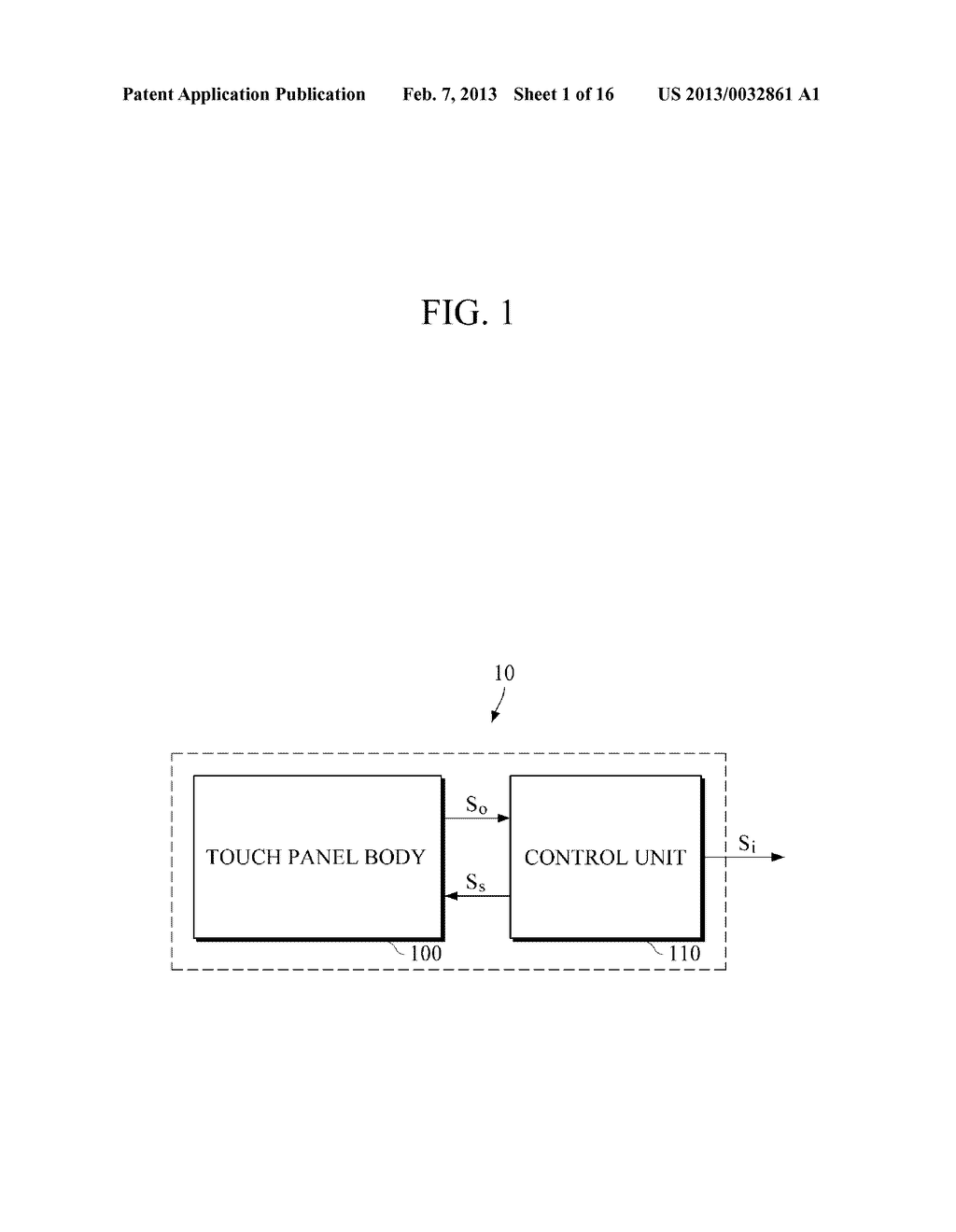 TOUCH PANEL AND METHOD FOR MANUFACTURING THE SAME - diagram, schematic, and image 02