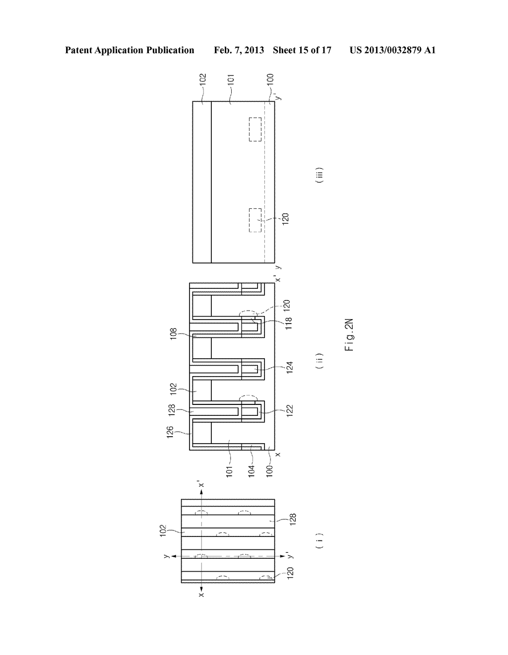 SEMICONDUCTOR DEVICE AND METHOD FOR FORMING THE SAME - diagram, schematic, and image 16