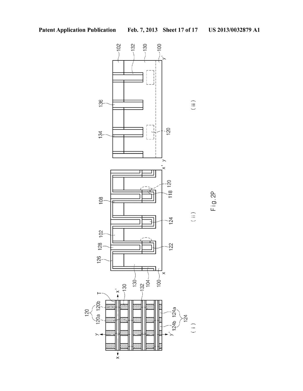 SEMICONDUCTOR DEVICE AND METHOD FOR FORMING THE SAME - diagram, schematic, and image 18