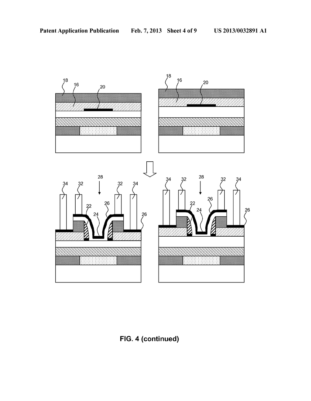 METHOD OF MANUFACTURING AN IC COMPRISING A PLURALITY OF BIPOLAR     TRANSISTORS AND IC COMPRISING A PLURALITY OF BIPOLAR TRANSISTORS - diagram, schematic, and image 05