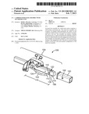 CARRIER INSERT BAR ASSEMBLY WITH SECUREMENT PIN diagram and image