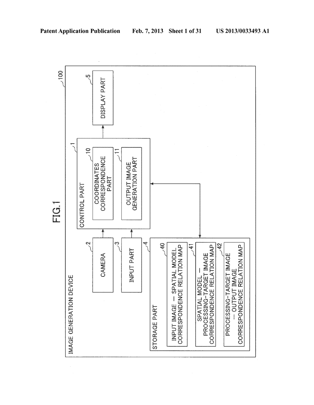 IMAGE GENERATION DEVICE AND OPERATION SUPPORT SYSTEM - diagram, schematic, and image 02
