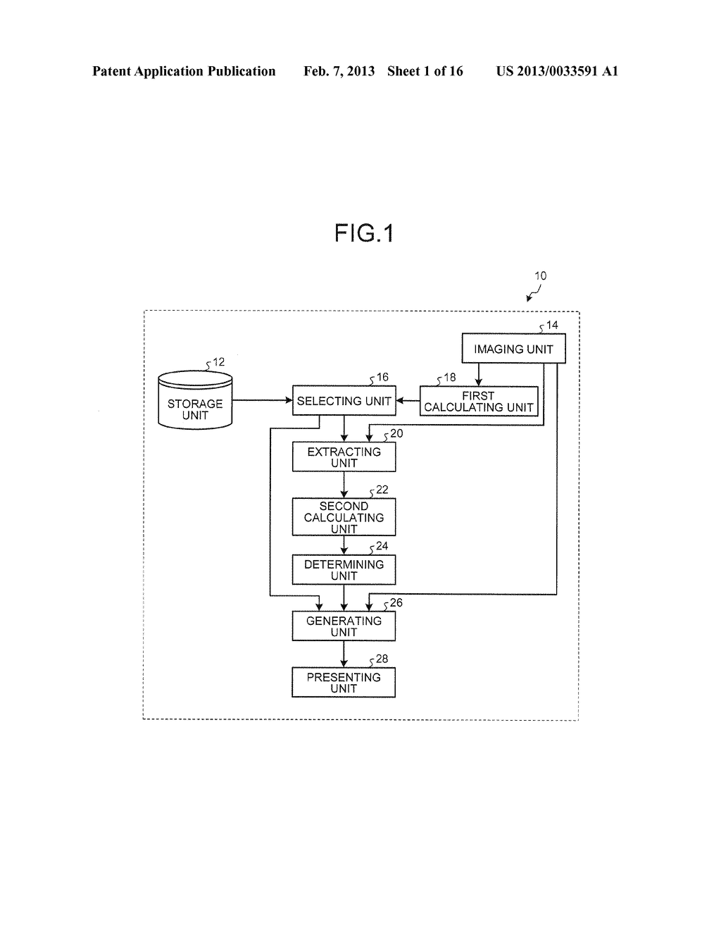 IMAGE PROCESSING DEVICE, METHOD, AND COMPUTER PROGRAM PRODUCT - diagram, schematic, and image 02