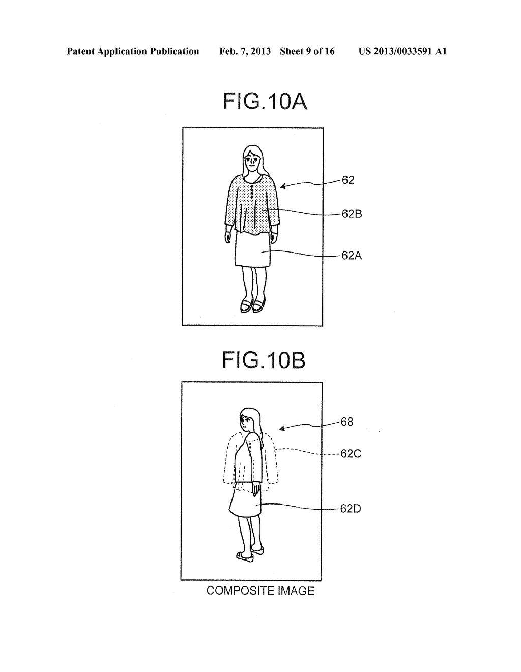 IMAGE PROCESSING DEVICE, METHOD, AND COMPUTER PROGRAM PRODUCT - diagram, schematic, and image 10