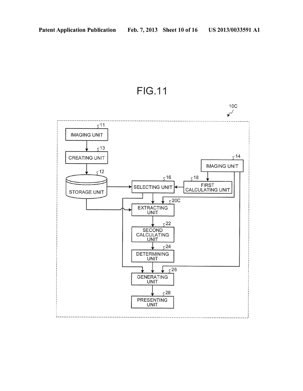 IMAGE PROCESSING DEVICE, METHOD, AND COMPUTER PROGRAM PRODUCT - diagram, schematic, and image 11