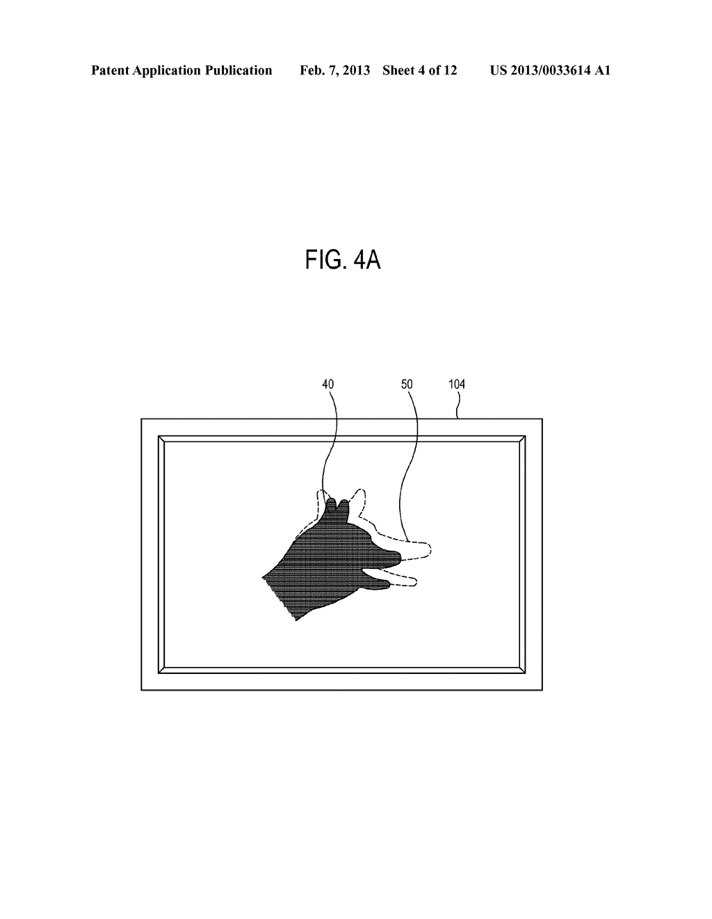 DISPLAY APPARATUS AND CONTROL METHOD THEREOF - diagram, schematic, and image 05