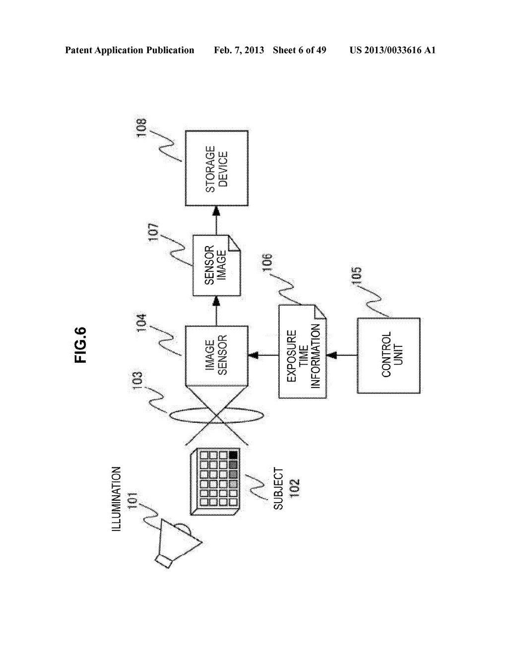 IMAGING DEVICE, IMAGE PROCESSING METHOD AND PROGRAM - diagram, schematic, and image 07