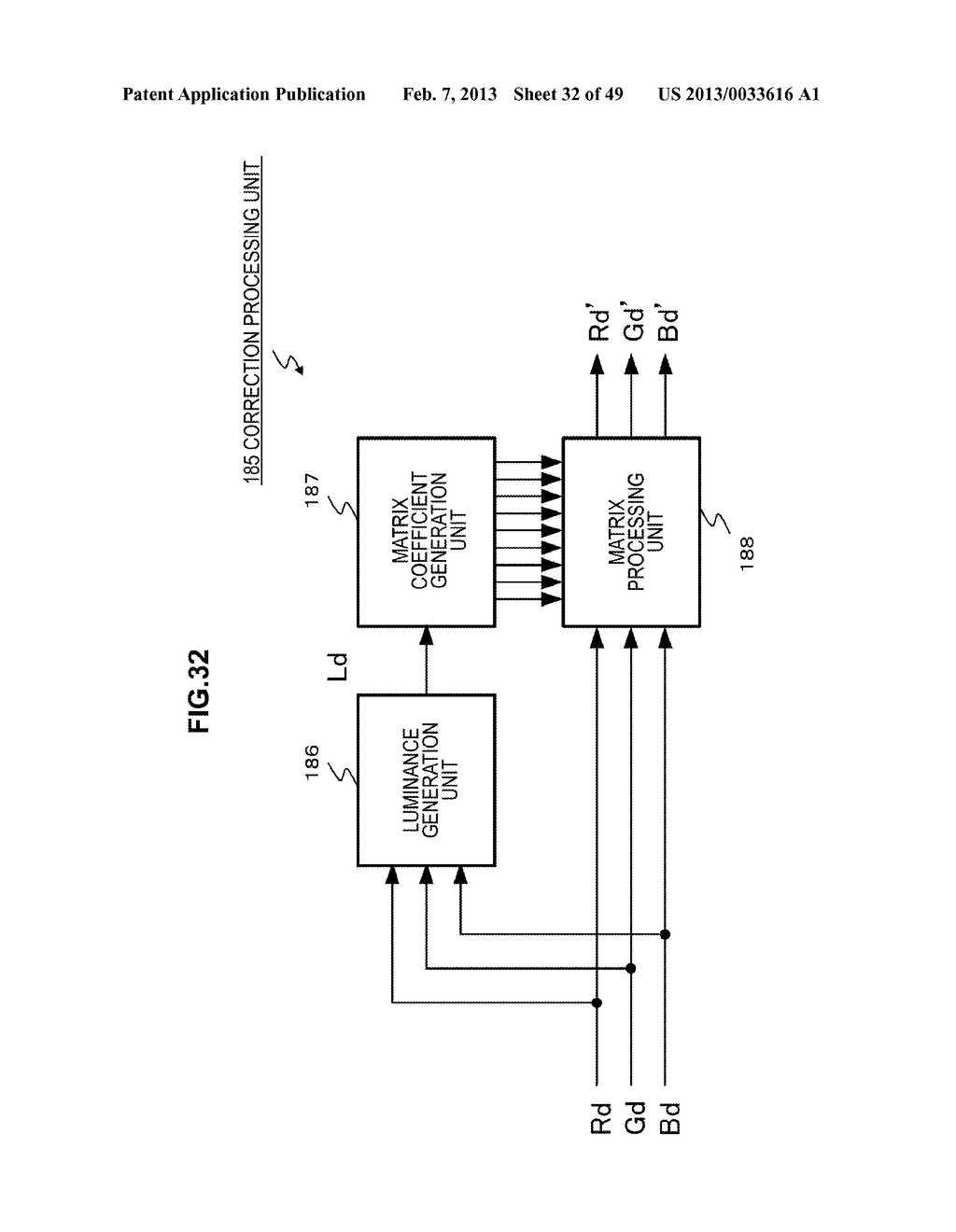 IMAGING DEVICE, IMAGE PROCESSING METHOD AND PROGRAM - diagram, schematic, and image 33