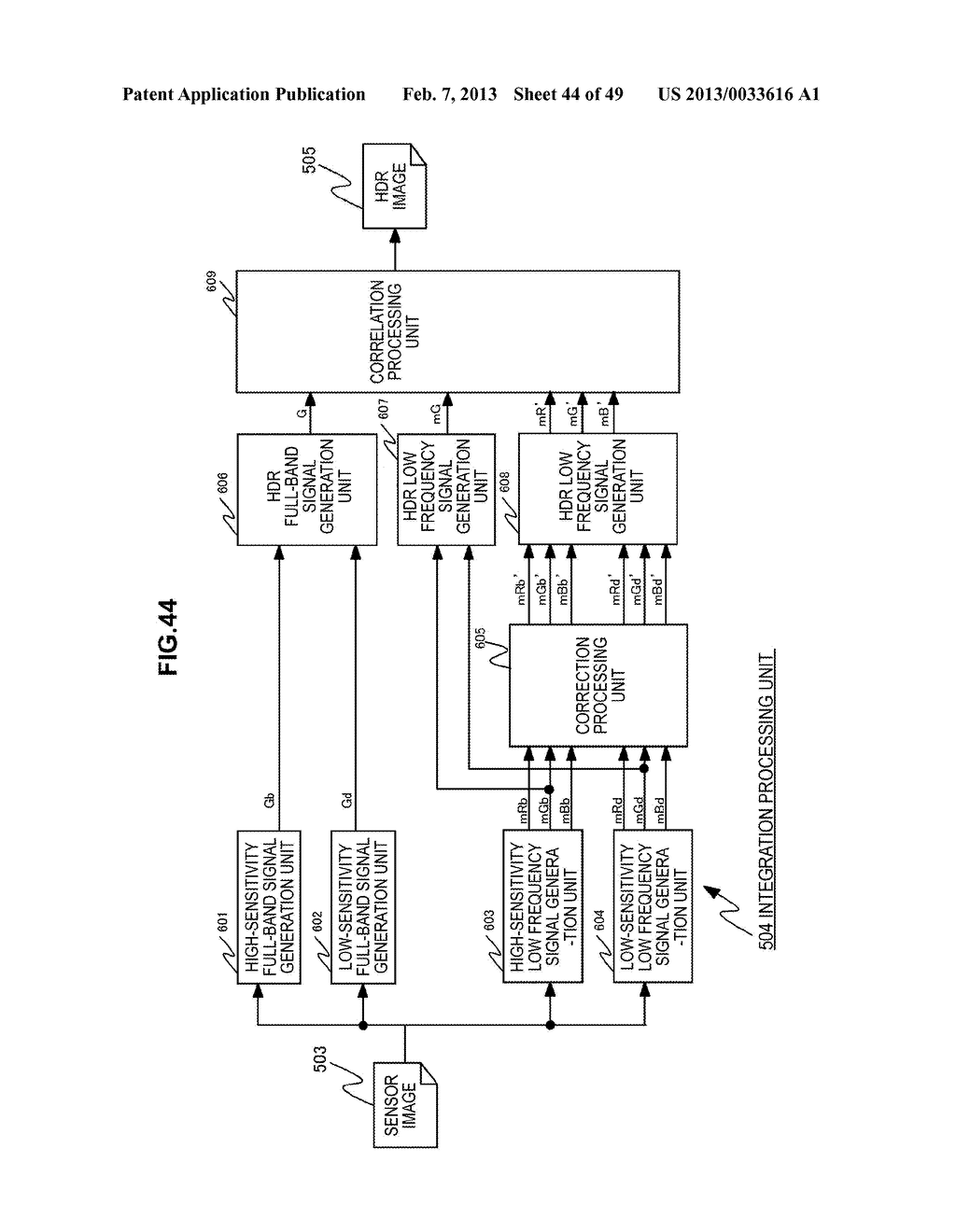 IMAGING DEVICE, IMAGE PROCESSING METHOD AND PROGRAM - diagram, schematic, and image 45