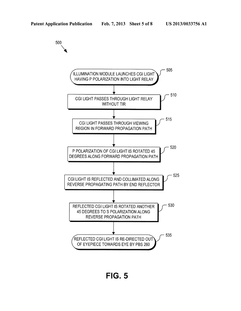 METHOD AND APPARATUS FOR A NEAR-TO-EYE DISPLAY - diagram, schematic, and image 06