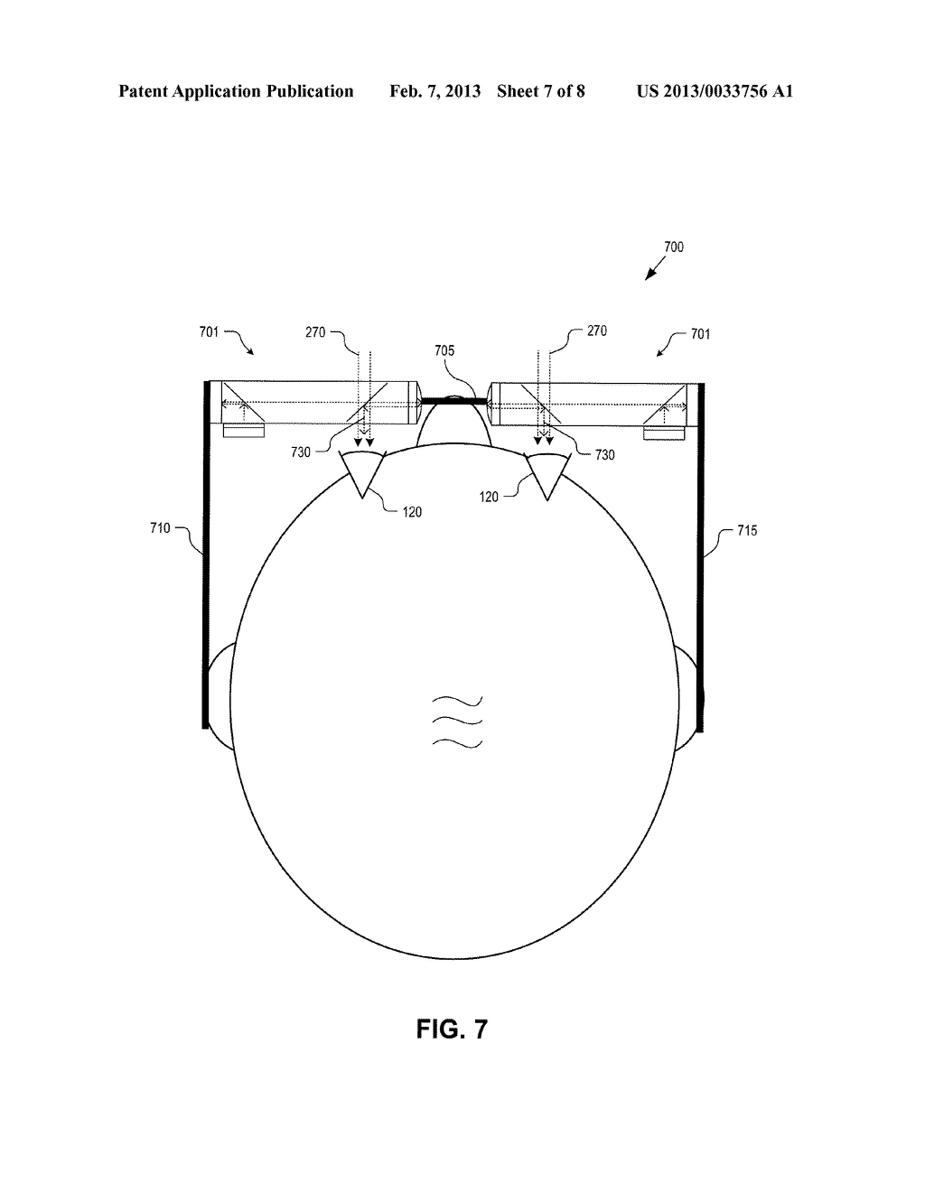 METHOD AND APPARATUS FOR A NEAR-TO-EYE DISPLAY - diagram, schematic, and image 08