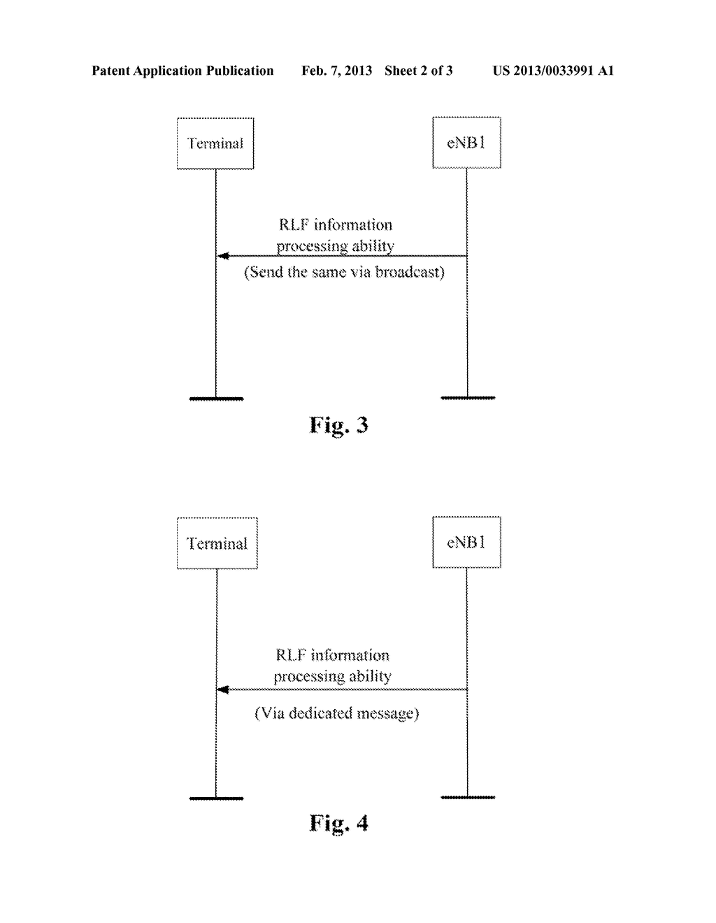 METHOD AND SYSTEM FOR RADIO LINK FAILURE INFORMATION PROCESSING - diagram, schematic, and image 03