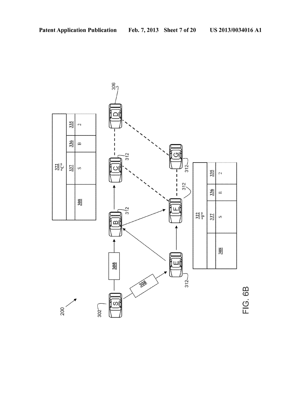 METHOD AND SYSTEM FOR TRANSFERRING INFORMATION IN VEHICULAR WIRELESS     NETWORKS - diagram, schematic, and image 08