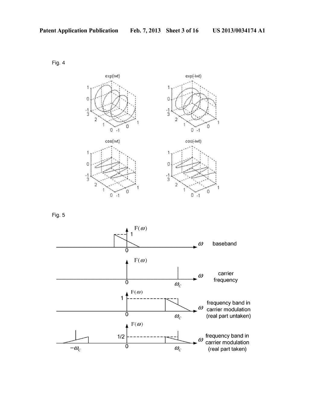 Method, device and system for complex carrier modulation - diagram, schematic, and image 04