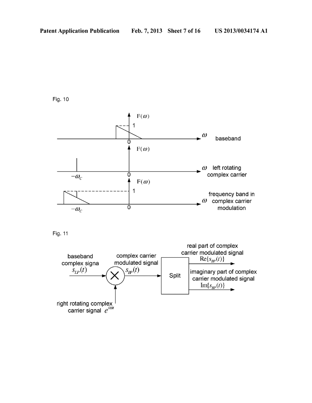 Method, device and system for complex carrier modulation - diagram, schematic, and image 08