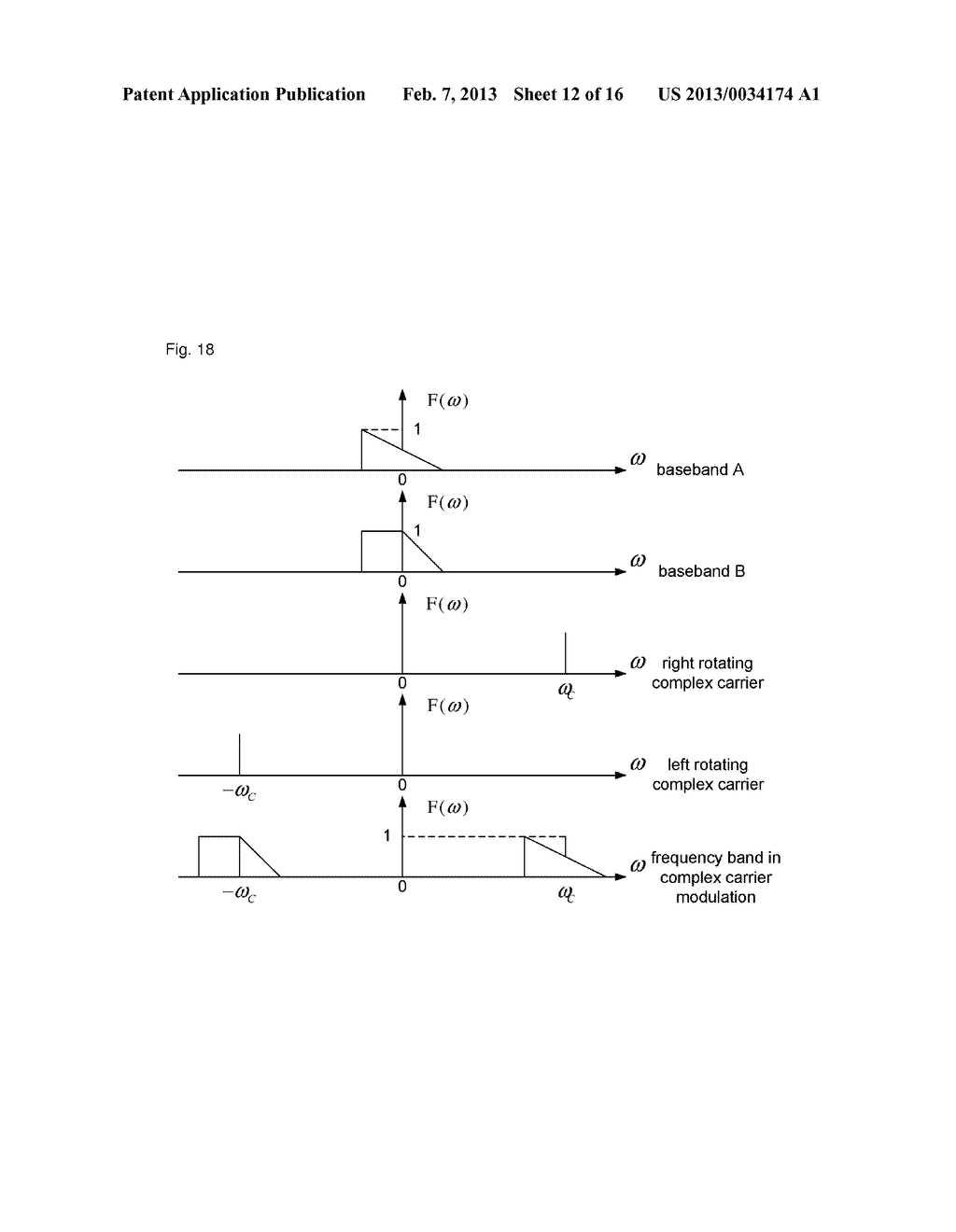 Method, device and system for complex carrier modulation - diagram, schematic, and image 13