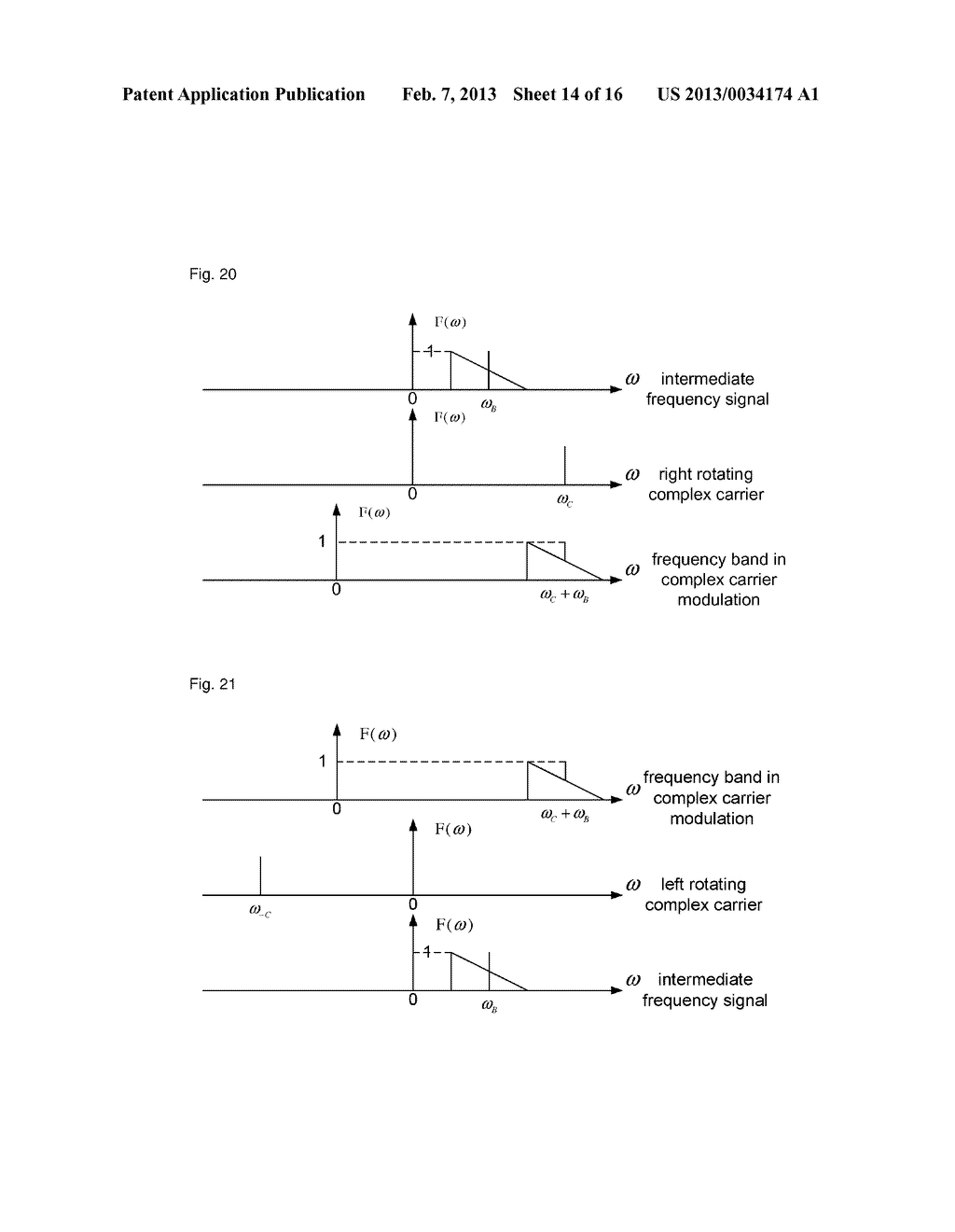 Method, device and system for complex carrier modulation - diagram, schematic, and image 15