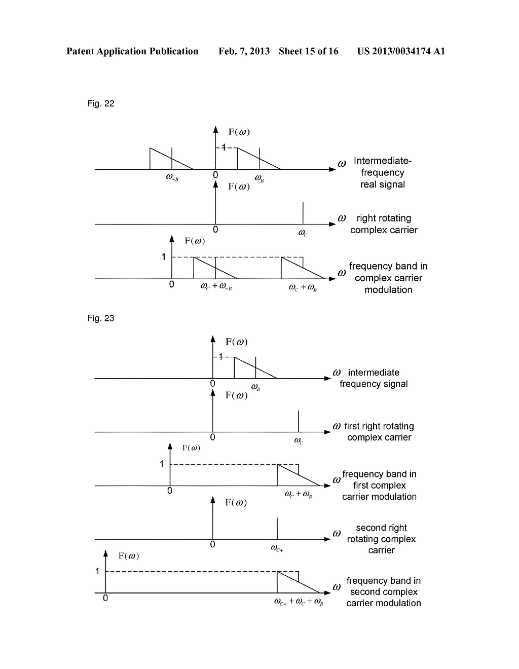 Method, device and system for complex carrier modulation - diagram, schematic, and image 16