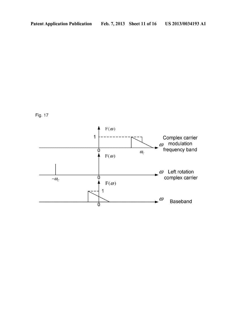method and device for demodulating complex carriers - diagram, schematic, and image 12
