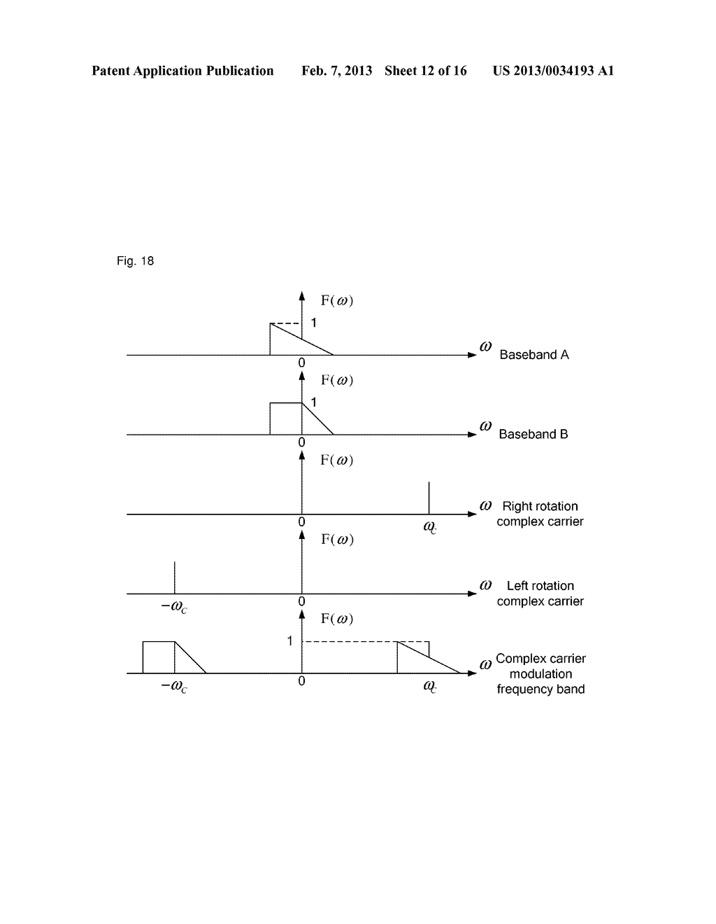 method and device for demodulating complex carriers - diagram, schematic, and image 13