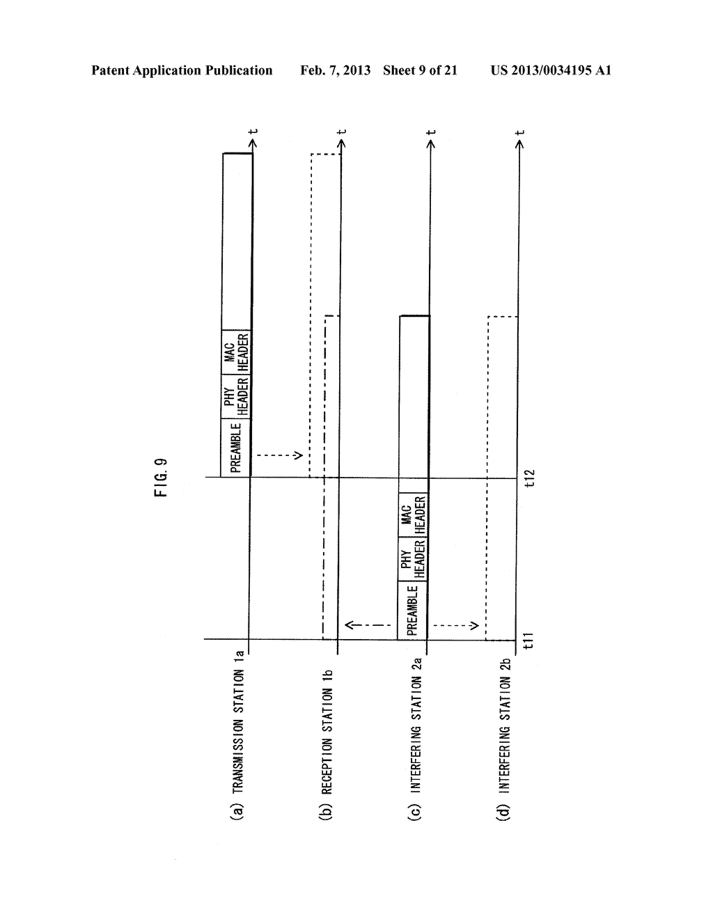 INTERFERENCE SUPPRESSION METHOD AND INTERFERENCE SUPPRESSION DEVICE - diagram, schematic, and image 10