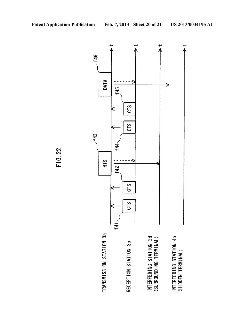 INTERFERENCE SUPPRESSION METHOD AND INTERFERENCE SUPPRESSION DEVICE - diagram, schematic, and image 21