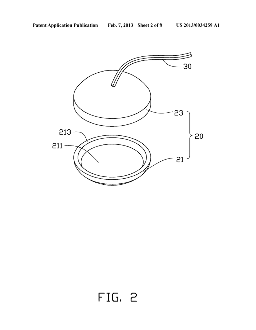 EARPHONE AND METHOD OF MANUFACTURING THE SAME - diagram, schematic, and image 03