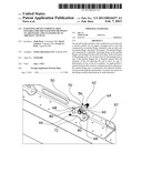 FASTENING DEVICE PARTICULARLY SUITABLE FOR THE FASTENING BETWEEN AN AIR     INTAKE AND AN ENGINE OF AN AIRCRAFT NACELLE diagram and image