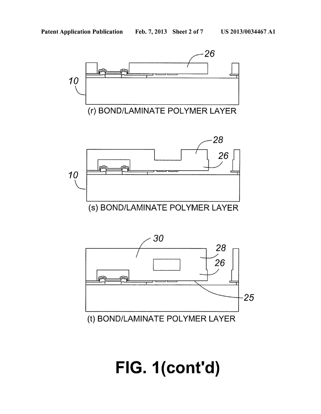 METHOD OF MAKING A MICROFLUIDIC DEVICE - diagram, schematic, and image 03