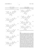 DIARYLHYDANTOIN COMPOUNDS diagram and image