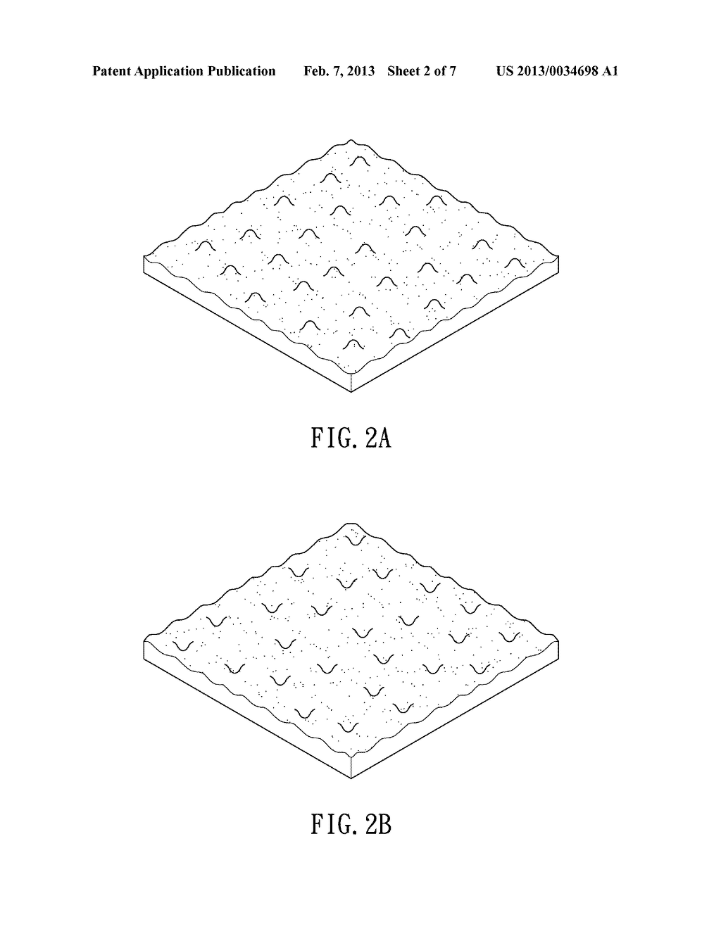 METHOD FOR MANUFACTURING FLEXIBLE SUBSTRATE WITH SURFACE STRUCTURE COPYING     FROM A TEMPLATE - diagram, schematic, and image 03