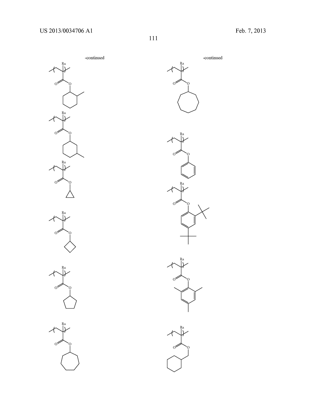 PATTERN FORMING METHOD, ACTINIC RAY-SENSITIVE OR RADIATION-SENSITIVE RESIN     COMPOSITION, RESIST FILM, PRODUCTION METHOD OF ELECTRONIC DEVICE, AND     ELECTRONIC DEVICE - diagram, schematic, and image 116