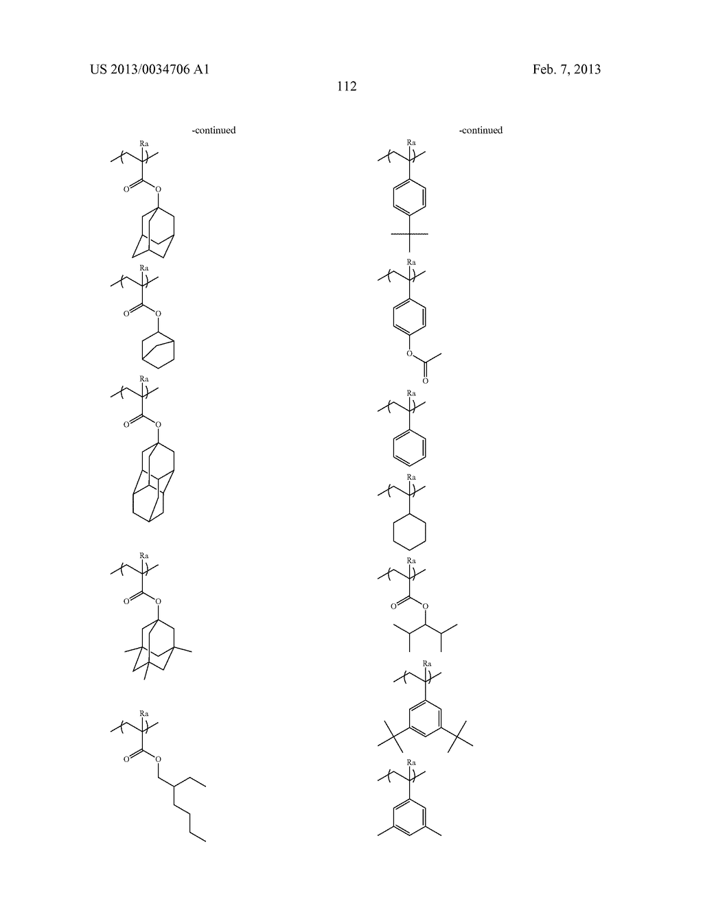 PATTERN FORMING METHOD, ACTINIC RAY-SENSITIVE OR RADIATION-SENSITIVE RESIN     COMPOSITION, RESIST FILM, PRODUCTION METHOD OF ELECTRONIC DEVICE, AND     ELECTRONIC DEVICE - diagram, schematic, and image 117