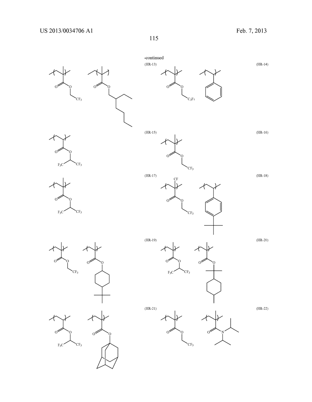 PATTERN FORMING METHOD, ACTINIC RAY-SENSITIVE OR RADIATION-SENSITIVE RESIN     COMPOSITION, RESIST FILM, PRODUCTION METHOD OF ELECTRONIC DEVICE, AND     ELECTRONIC DEVICE - diagram, schematic, and image 120