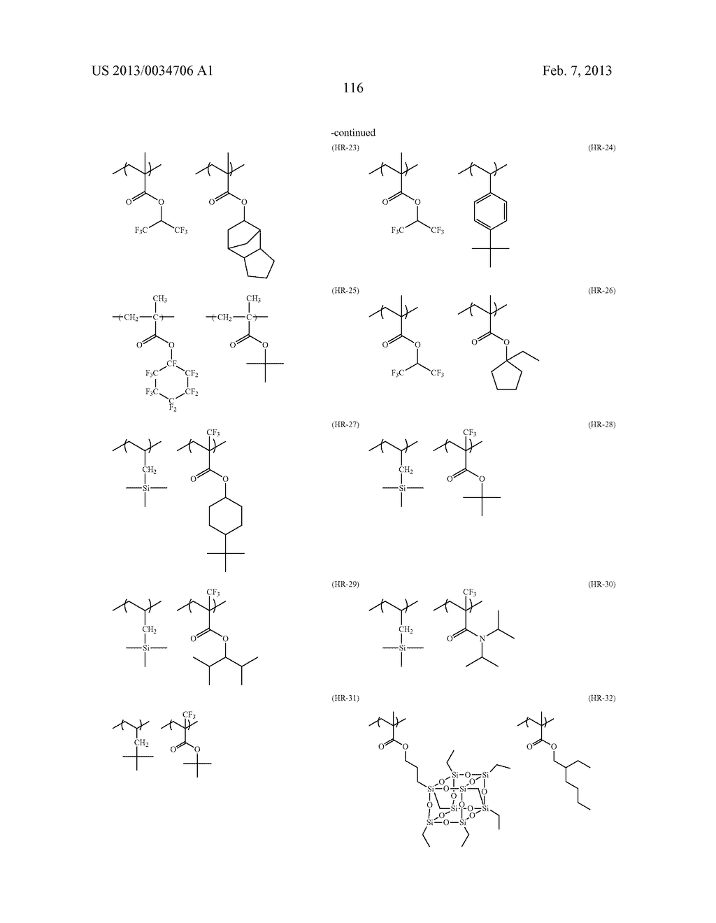 PATTERN FORMING METHOD, ACTINIC RAY-SENSITIVE OR RADIATION-SENSITIVE RESIN     COMPOSITION, RESIST FILM, PRODUCTION METHOD OF ELECTRONIC DEVICE, AND     ELECTRONIC DEVICE - diagram, schematic, and image 121