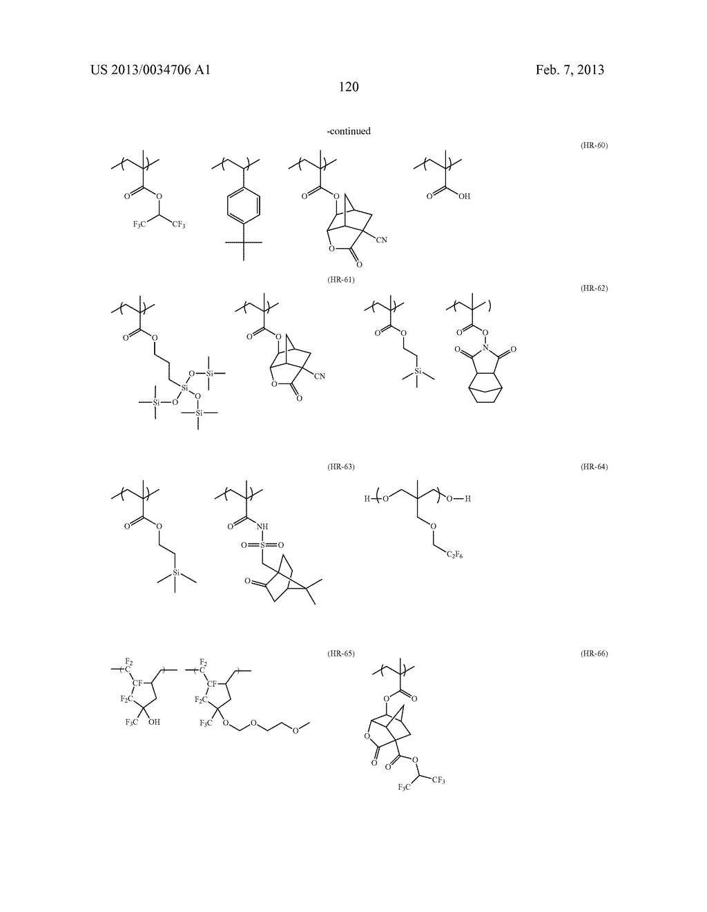 PATTERN FORMING METHOD, ACTINIC RAY-SENSITIVE OR RADIATION-SENSITIVE RESIN     COMPOSITION, RESIST FILM, PRODUCTION METHOD OF ELECTRONIC DEVICE, AND     ELECTRONIC DEVICE - diagram, schematic, and image 125